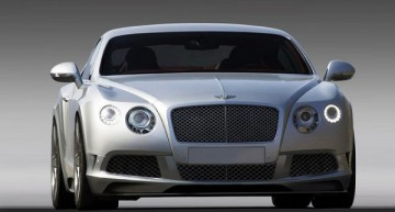 英国改装厂Imperium限量推出Bentley Continental GT Audentia