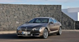BMW 6-Series Gran Coupe德国售价