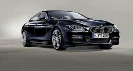BMW 6-Series Gran Coupe M Sport Pack套件亮相