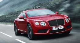 Bentley Contintental GT & GTC V8