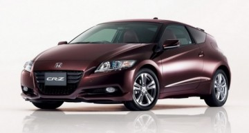 关于Honda CR-Z「Label α」特仕版