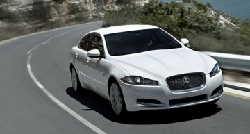 JAGUAR New XF 3.0 V6D搭载全新八速手自排上市