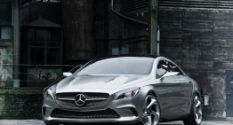 M-Benz Concept Style Coupe概念车