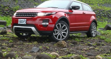 少了两门价格不变!LR Range Rover Evoque Coupe Dynamic+