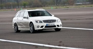 600匹C63 AMG Estate by Edo Competition