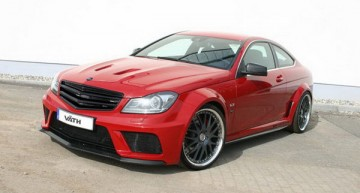 VATH改装替 C63 AMG Black Series Edition动力再加码!