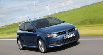 Volkswagen公布Polo BlueGT售价