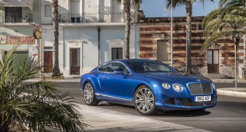 2013年Bentley Continental GT Speed最新资讯