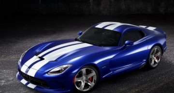 SRT Viper GTS Launch Edition特仕车