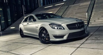 Wheelsandmore推出 CLS 63 AMG Stage