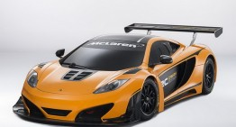 McLaren 12C Can-Am Edition概念赛车