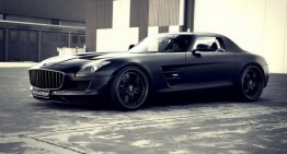 Kicherer Supercharged GT : 约700匹马力的 SLS AMG!