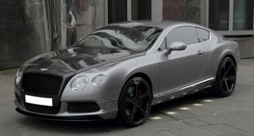 Anderson Germany推出 Bentley Continental GT升级套件