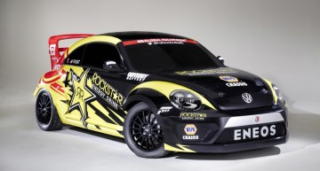 2014芝加哥车展:暴力金龟,VW GRC Beetle将加入Red Bull Global Rallycross Series赛事