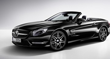 更小排量,更大马力!新Mercedes-Benz SL 400