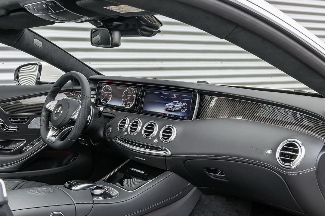 Mercedes-Benz S 63 AMG Coup¨¦  (C 217) 2014