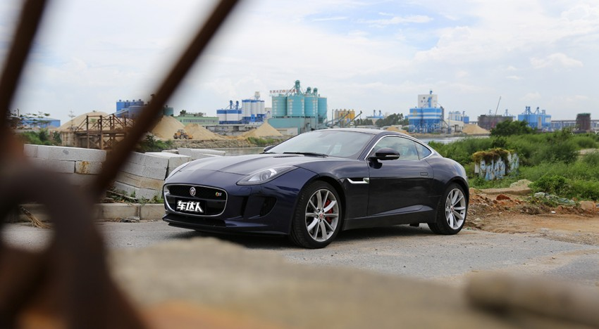 迷人美洲豹 | Jaguar F-type