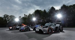 Wimmer RS操刀改装KTM X-Bow