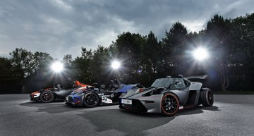 Wimmer RS​​操刀改装KTM X-Bow