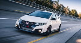 310马力本田新一代思域 R 量产版登场:Honda Civic Type-R '2016