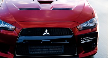 Evo传说的终点——Mitsubishi Lancer Evolution Final Edition 日本限定最终章