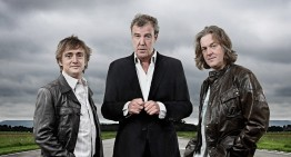 离开Top Gear,Jeremy Clarkson新节目开工?